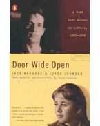 Door Wide Open - A Beat Love Affair in Letters, 1957-1958