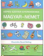 Képes szótár gyerekeknek Magyar - Német