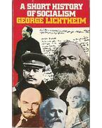 A Short History of Socialism