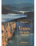 Verdon, Der Große Canyon