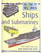 How It Works : Ships and Submarines - Steve Parker