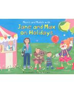 Jane and May on Holidays