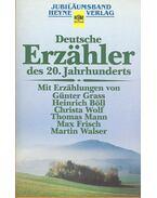 Deutsche Erzähler des 20. Jahrhunderts