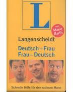 Deutsch-Frau, Frau-Deutsch