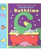 Brontosaurus Bathtime