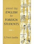 Present Day English for Foreign Students Book 1, Book 2