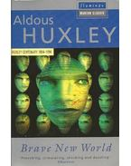 Brave New World - Huxley, Aldous Leonard