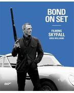 Bond On Set Filming Skyfall