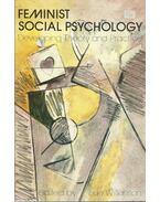 Feminist Social Psychology
