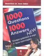 1000 Questions 1000 Answers MP3 melléklettel