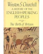 A History of the English-Speaking  Peoples I-IV