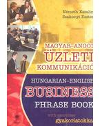Hungarian-English Business Phrase Book with exercises