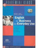 English for Busienss and Everyday Use - CD-vel