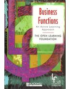 Business Functions - An Active Learning Approach