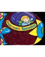 Supersonic Spaceship