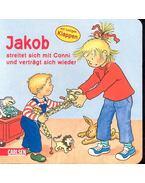 Jakob-Bücher: Jakob streitet sich mit Conni und verträgt sich wieder