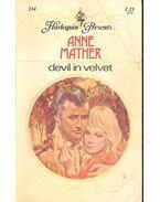 Devil in Velvet - Mather, Anne