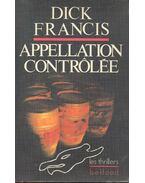 Appellation contrôlée - Francis, Dick