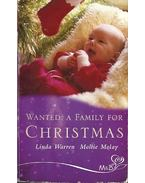 Wanted: A Family for Christmas
