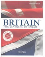 Britain - For Learners of English -Subtle for Intermediate, Upper-Intemediate and Advanced students Advanced. Student's Book with Workbook Pack