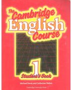 The Cambridge English Course 1 Student's Book