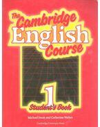 The Cambridge English Course 1 Student's Book