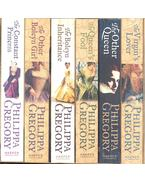 Philippa Gregory's Tudor Collection - The Virgin's Lover, The Other Queen, The Queen's Fool, The Boleyn Inheritance, The Other Boleyn Girl, The Constant Princess