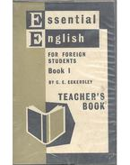 Essential English for Foreign Students Book I-II, Teacher's Book