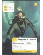 Teach Yourself Beginner's Russian - Book /CD