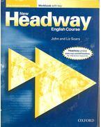 New Headway English Course - Pre-intermediate Workbook with key