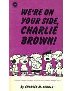 We're on Your Side, Charlie Brown!