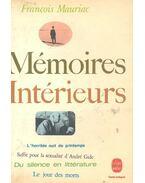 Mémoires Intérieurs