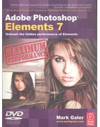 Adobe Photoshop Elements 7 Maximum Performance