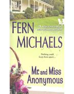 Mr. and Mrs. Anonymus
