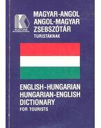 2500 hasznós szó és kifejezés - Magyar-Angol, Angol-Magyar zsebszótár turistáknak
