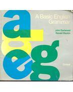 A Basic English Grammar - Eastwood, John, Mackin, Ronald