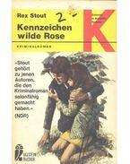 Kennzeichen wilde Rose