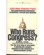 Who Runs Congress?