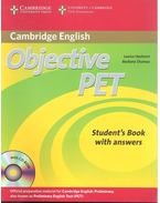 Objective PET Student's Book with Answers with CD-ROM