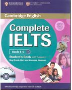 Complete IELTS Bands 4-5 Student's Pack (Student's Book with ...