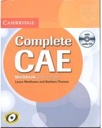 Complete CAE Workbook without answers