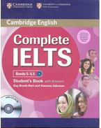 Complete IELTS Bands 5-6.5 Student's Pack (Student's Book with ...