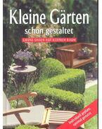 Kleine Garten schön gestaltet