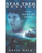 Star Trek - Destiny #1 - Gods of Night