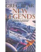 New Legends - The Original SF Anthology for the 90's and Beyond