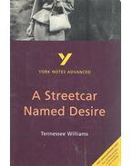 York Notes - A Streetcar Named Desire