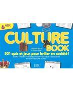 Culture Book - 501 quiz et jeux pour briller en société!