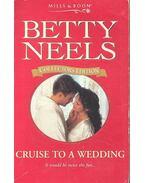 Cruise to a Wedding