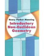 Introductory Non-Euclidean Geometry - Manning, Henry Parker