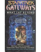 Star Trek What Lay Beyond